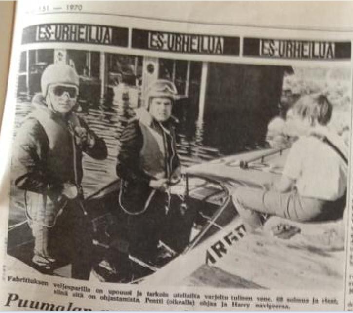 EteläSaimaa 70-luvulta
