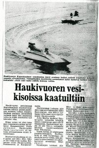 SavonSanomat 25.7.1982